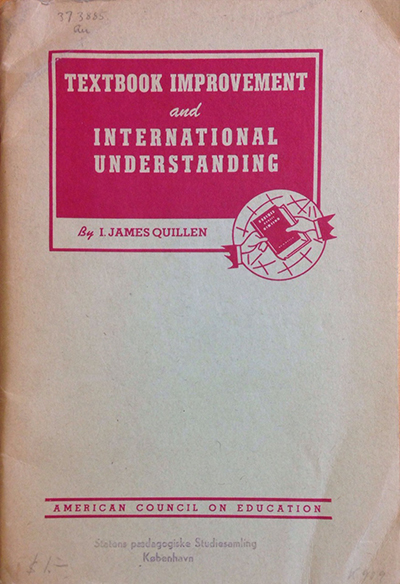 education for international understanding