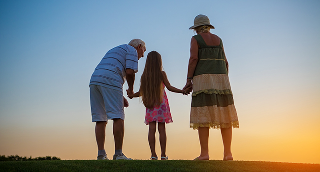 Invitation to conference: Grandparenting. Intergenerational relations in consumer society